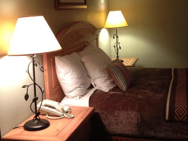 Single Room, Rugged Country Lodge Motel