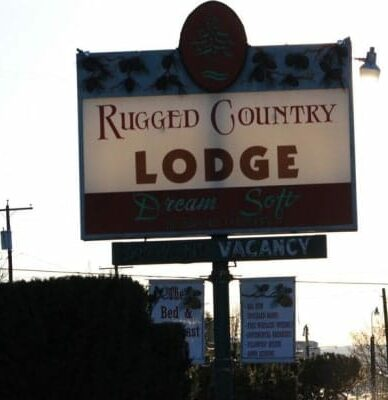 Home, Rugged Country Lodge Motel